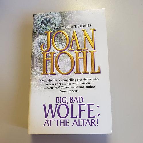 Big, Bad Wolfe: At The Altar!