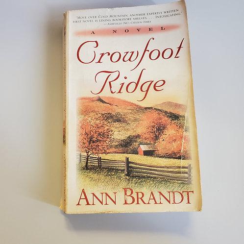 Crowfoot Ridge