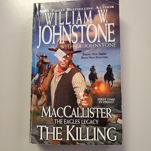 MacCallister The Eagles Legacy: The Killing