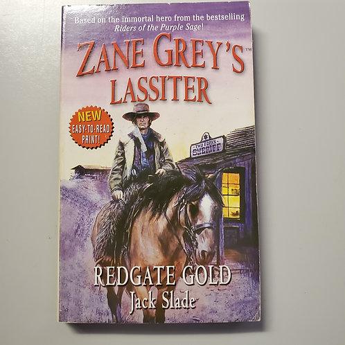 Lassiter: Redgate Gold