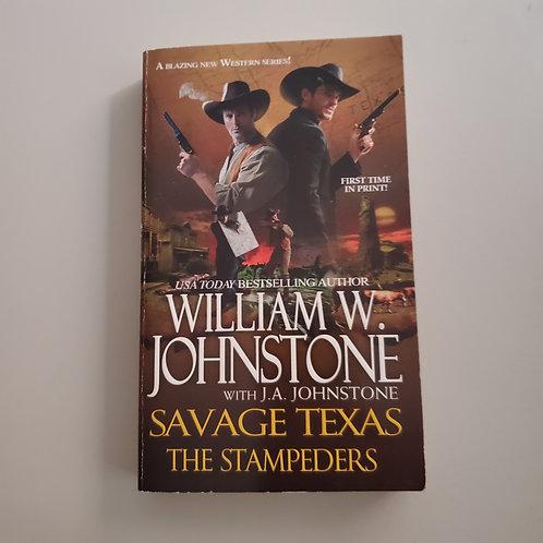Savage Texas The Stampeders