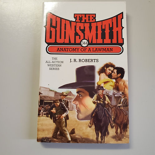 The Gunsmith 344: Anatomy of a Lawman