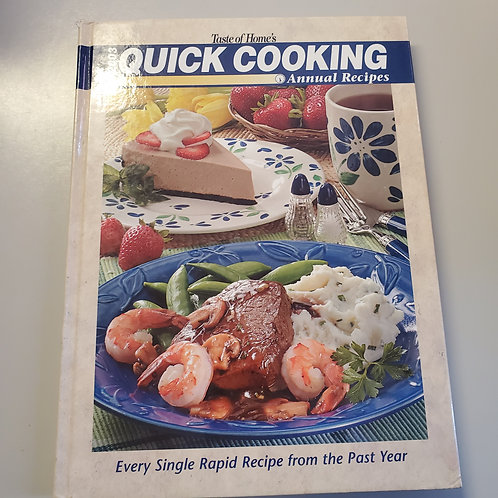 2003 Quick Cooking