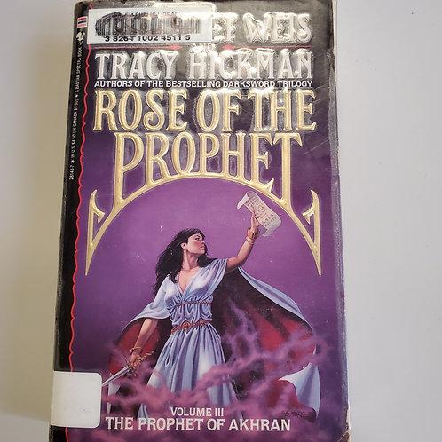 Rose of the Prophet: The Prophet of Akhran