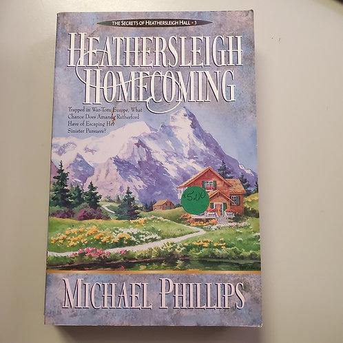 Heather Sleigh Homecoming