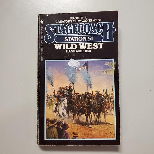 Stagecoach Station 51 Wild West