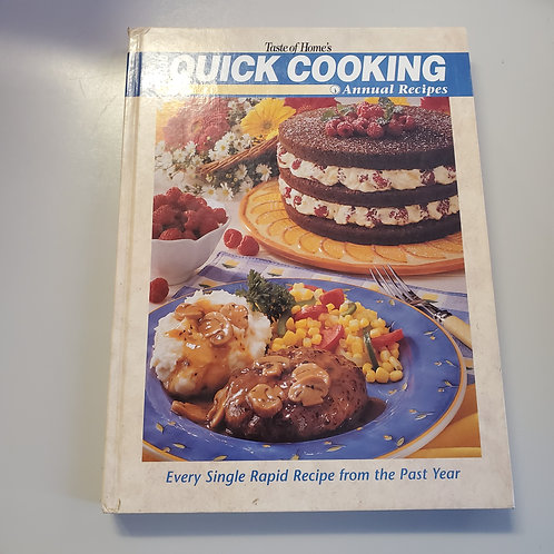 2000 Quick Cooking