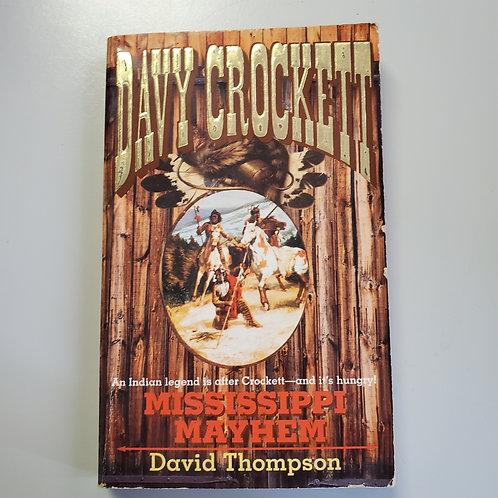 Davy Crockett: Mississippi Mayhem