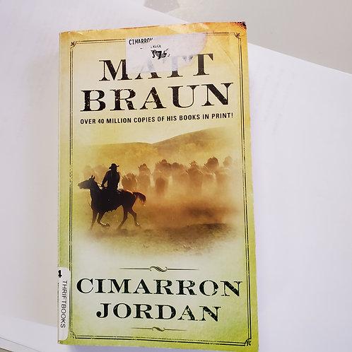 Cimarron Jordan