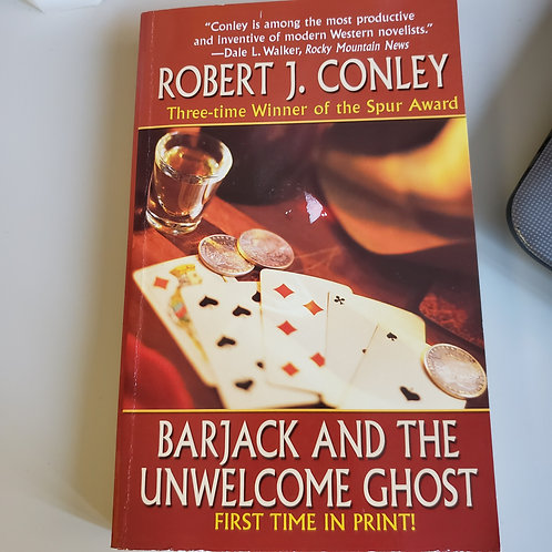 Barjack and The Unwelcome Ghost