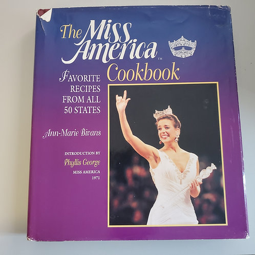 The Miss America Cookbook