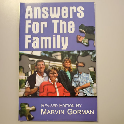 Answers For The Family