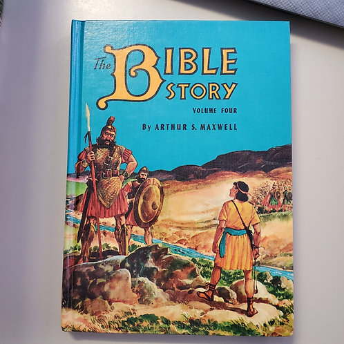 The Bible Story Volume Four