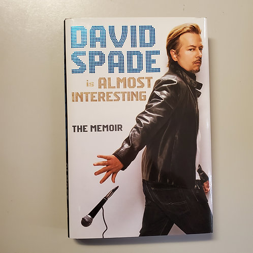 David Spade is Almost Interesting The Memoir
