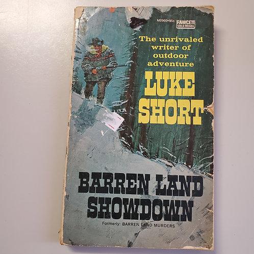 Barren Land Showdown