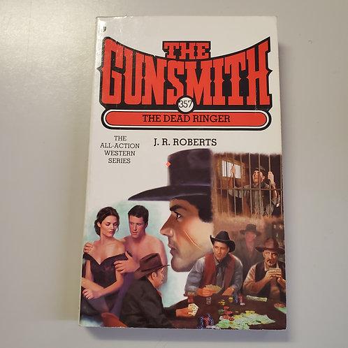 The Gunsmith 357: The Dead Ringer