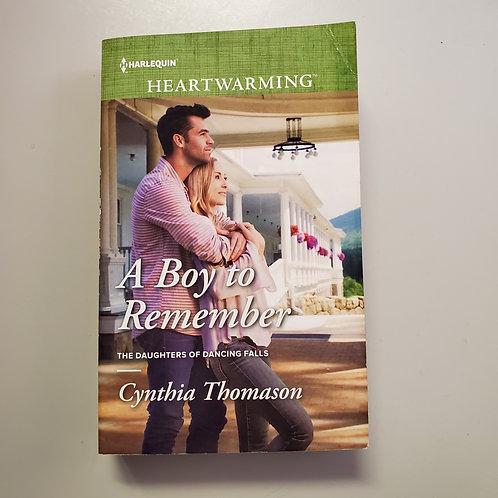 A Boy To Remember