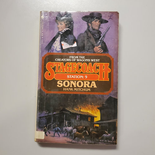 Stagecoach Station 9: Sonora