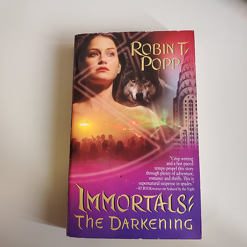 Immortals:The Darkening