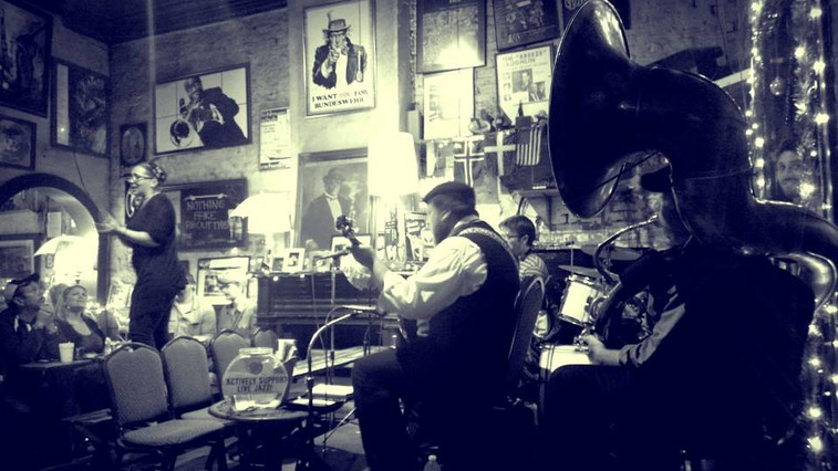 fritzles, Shotgun jazz band