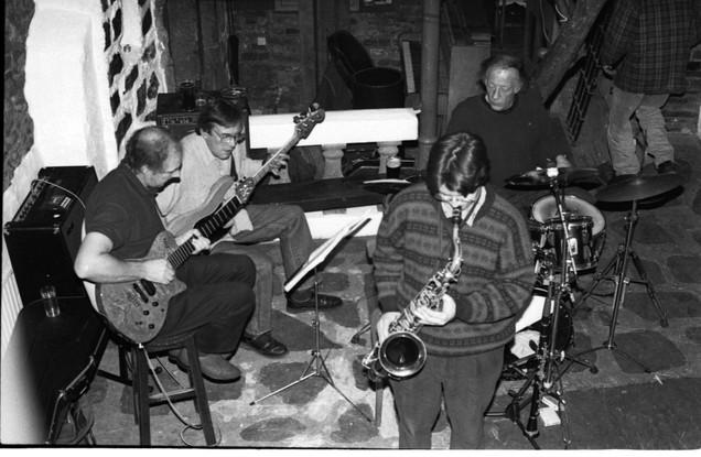 Tony Gant, Al Cumberland, James
