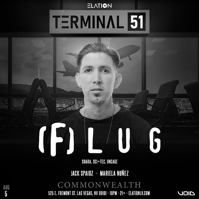 Terminal 51 ft. Flug