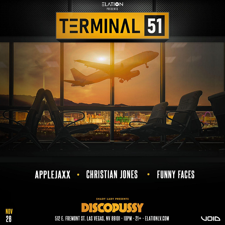 Terminal 51 ft. Applejaxx, Christian Jones, Funny Faces