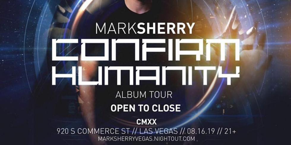 Elation & NATA presents Mark Sherry Confirm Humanity Tour OTC