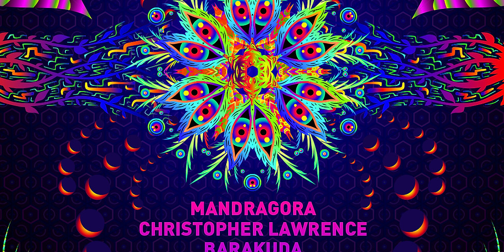 Dreamstate Sequence Series: Las Vegas ft Mandragora, Christopher Lawrence, Barakuda, Triceradrops & Sentinel 7