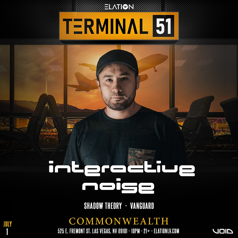 Terminal 51 ft. Interactive Noise