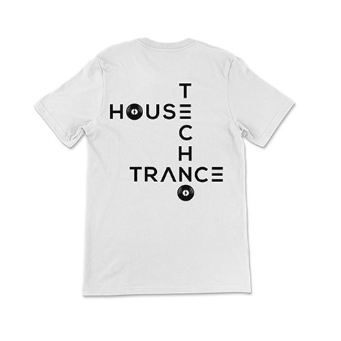 White House Techno Trance Back, Elation Front
