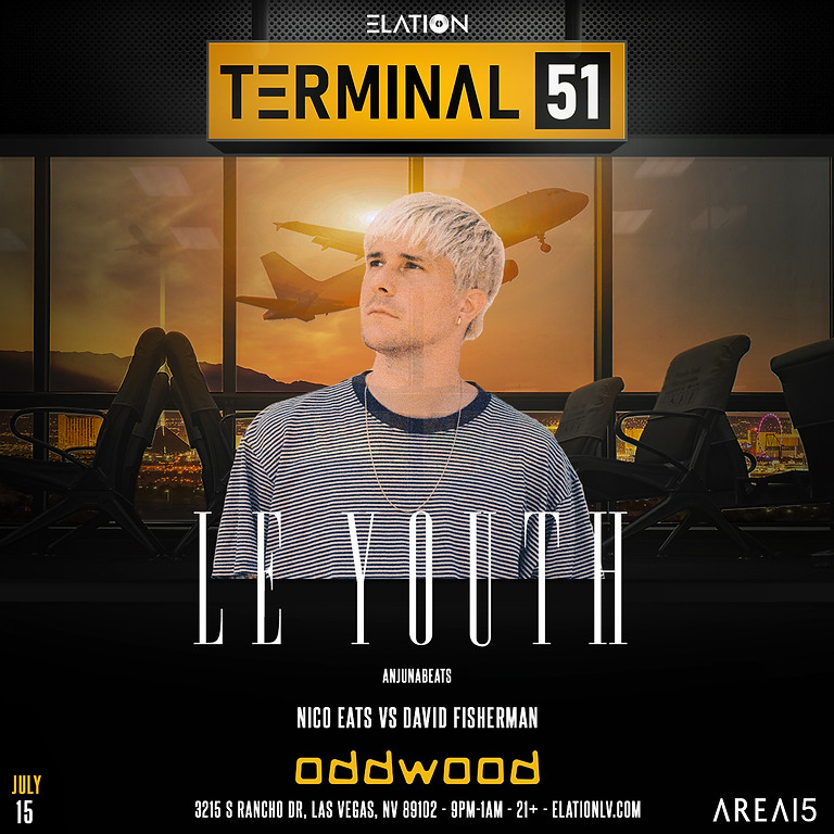 Terminal 51 ft. Le Youth