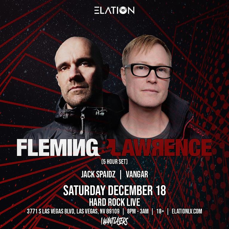 Elation presents Fleming & Lawrence