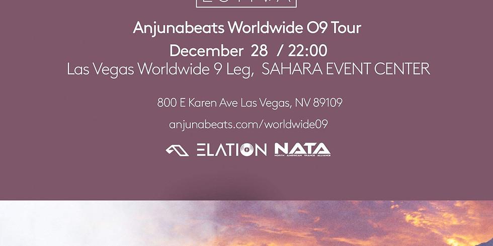 Anjunabeats Worldwide 09 Tour: Genix