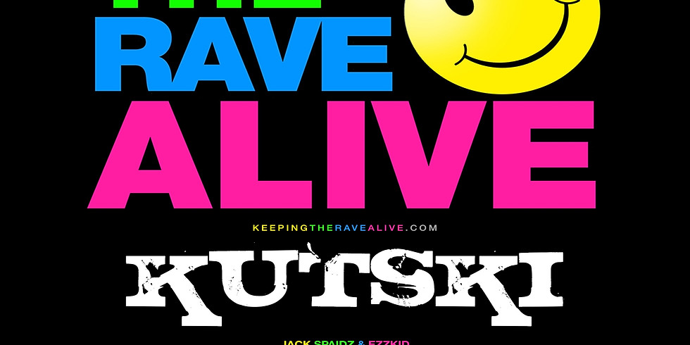 Keeping The Rave Alive w/ Kutski - Las Vegas