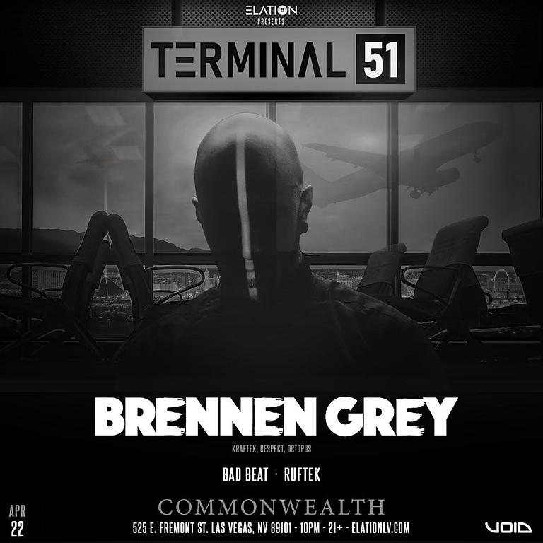Terminal 51 ft. Brennen Grey