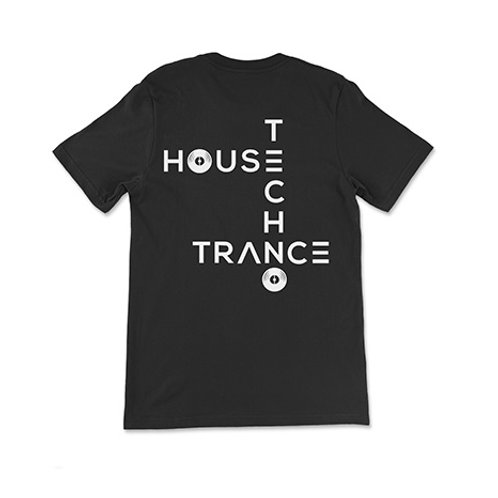 Black House Techno Trance Back, Elation Front