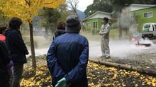 コスモス会 総合消防訓練実施