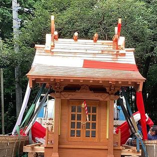 蛭子神社、完成除幕式、佐世保 民生会