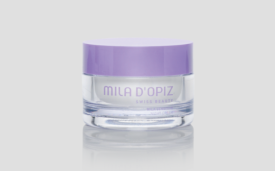 MILA SENSITIVE NIGHT CREAM