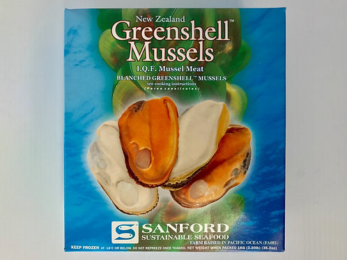 NZ Greenshell Mussel Meat