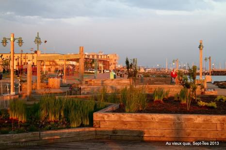 Passage au vieux port