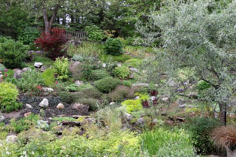 Jardins de Métis, fin 2016