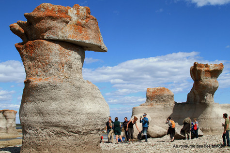 Monolithes havre-St-Pierre