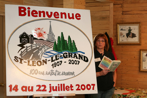 Centenaire St-Léon 2007