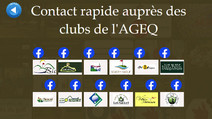 Contacts rapides