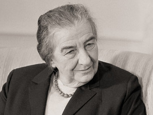 JW Tribute : Golda Meir -1898 - 1978