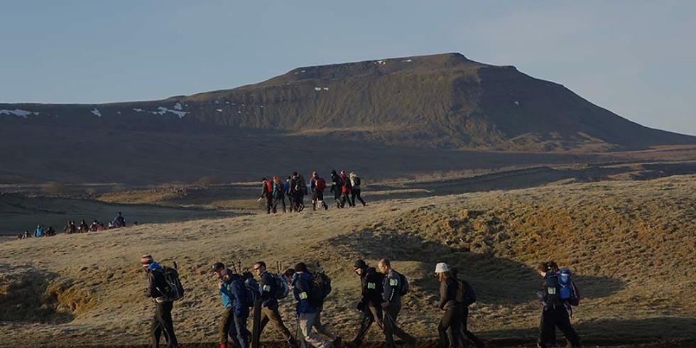 Keep Peaking - Peak to Peak Walk