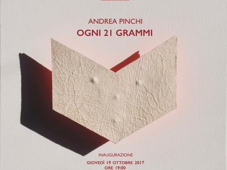 ANDREA PINCHI - Ogni 21 grammi