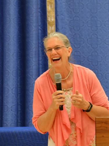 Speaking at Franciscan University